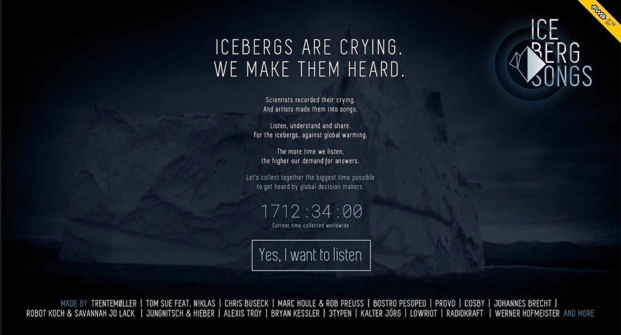AKKORDARBEIT ICEBERGSONGS