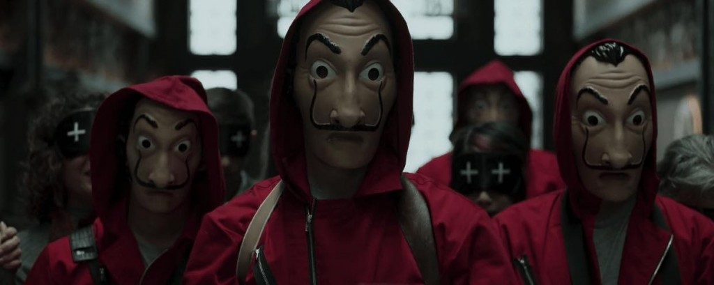 AKKORDARBEIT HAUS DES GELDES/ Netflix